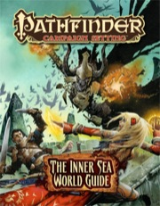 Pathfinder Campaign Setting: Inner Sea World Guide (PFRPG) Hardcover