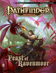 Pathfinder Module: The Feast of Ravenmoor (PFRPG)