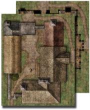 GameMastery Flip-Mat: Country Inn