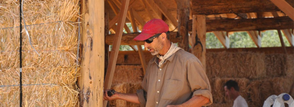 Straw Bale Building Methods