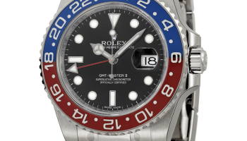 Pajak Rolex GMT-Master-II RM60,000