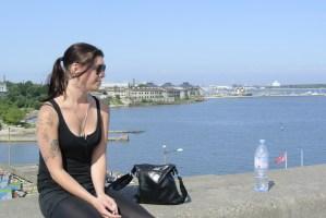 Sandra in Tallin
