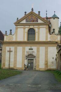 Monastery in Plasy