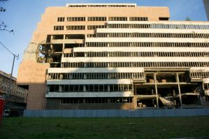 Former military headquarter