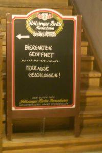 Mmm..beer @ Germany