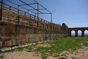 Jerash the hippodrome