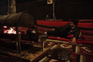 Beduin camp @ Jordanien