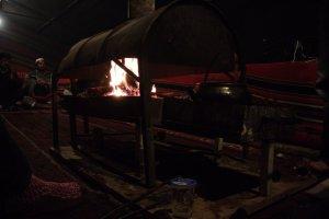 Bedouin camp @ Jordan