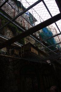 Hebron palestinska sidan, israeliska bosättar på plan 2