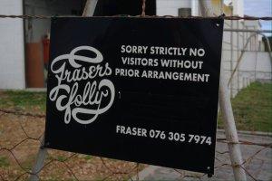 Fraser Folly micro brewery