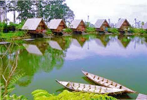 Wahana Dusun Bambu Bandung