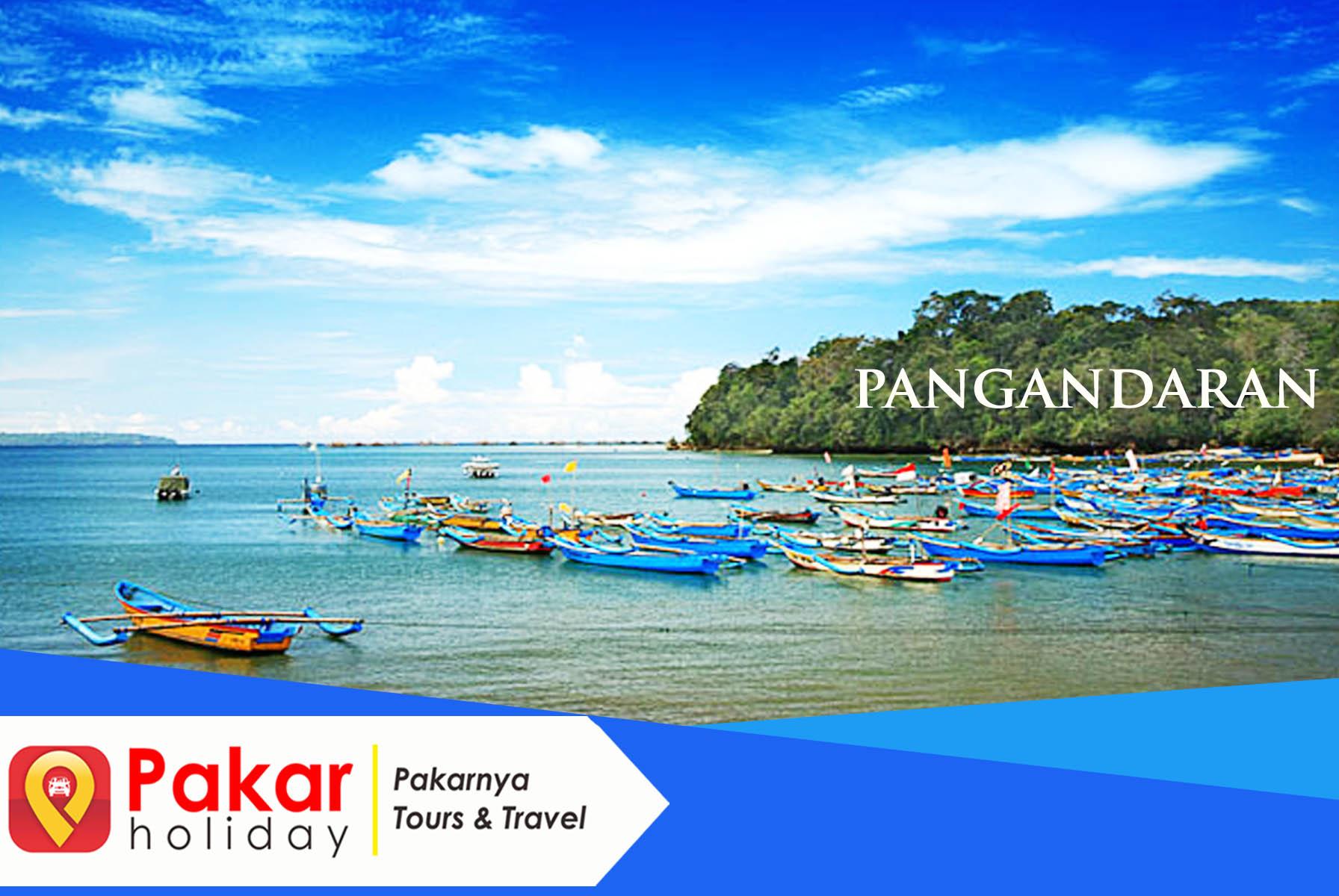 Paket Tour Bandung Pangandaran
