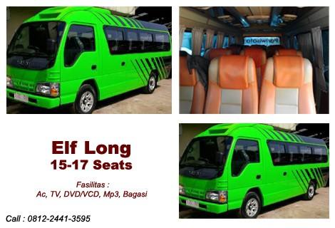 Rental Mobil Elf Wisata Bandung