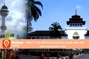 Paket Tour Wisata Bandung 4 Hari 3 Malam