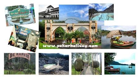 10 Lokasi Wisata Bandung Populer 2015