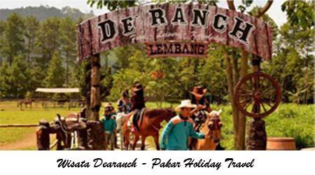 Deranch Lembang – Pakar Holiday Travel
