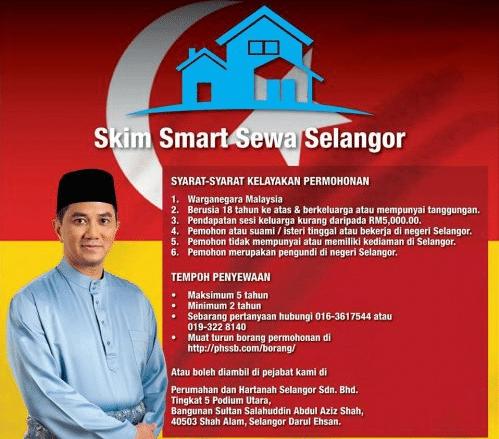 Skim Smart Sewa Bantu Miliki Rumah Idaman di Malaysia - Selangor