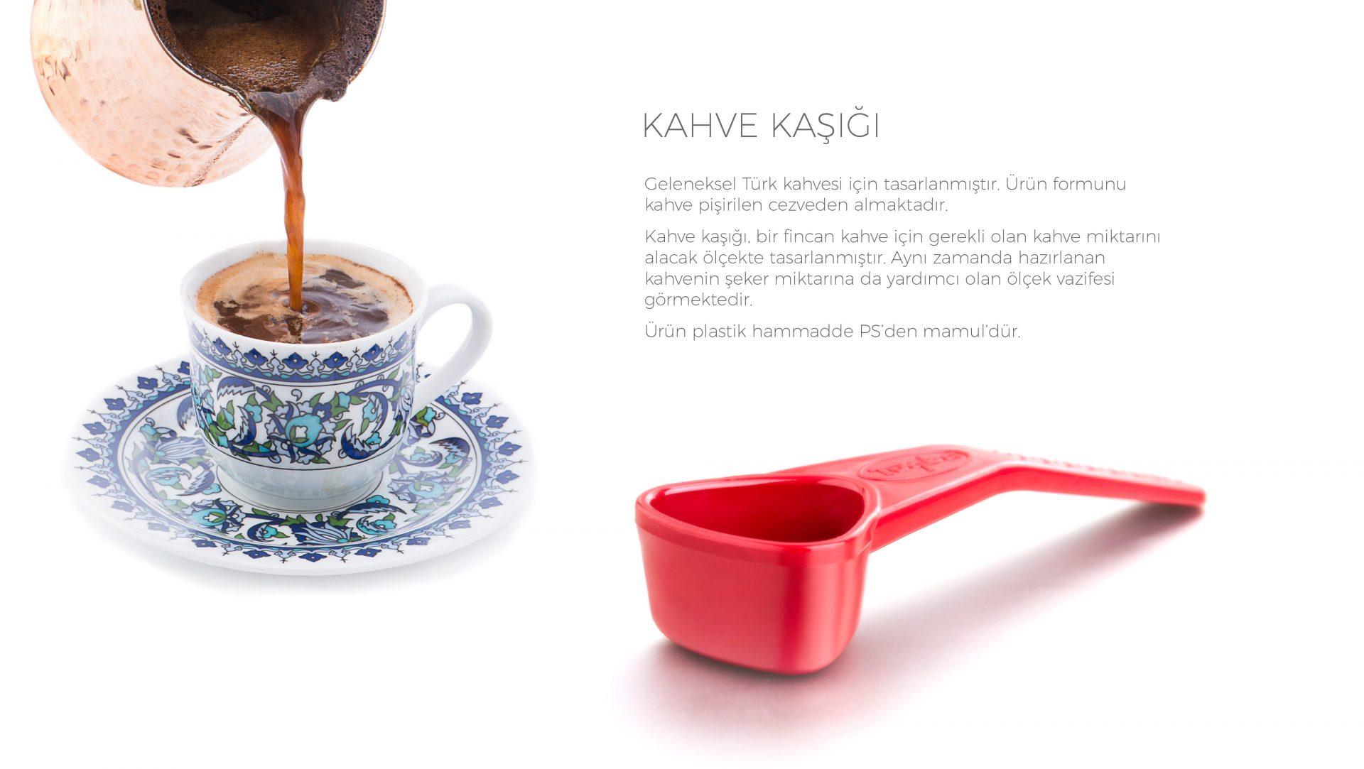 Türk Kahvesi Kaşığı