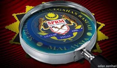 sprm-suruhanjaya pencegahan rasuah