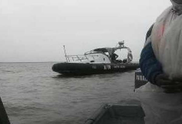 Bot itu dikatakan bocor dan kesemua mangsa saling menimba air sebelum ia dilapor karam semasa dalam perjalanan pulang kira-kira dua jam kemudian.