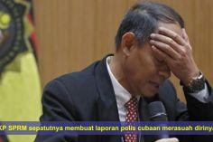 Apa nak jadi dengan #MalaysiaBaru - tidak lagi mengikut undang-undang