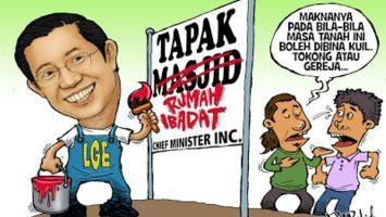 Pesanan Ikhlas buat rakyat Malaysia, terutamanya yang beragama Islam, berkenaan seorang kafir menghormati azan dan bantu wanita islam