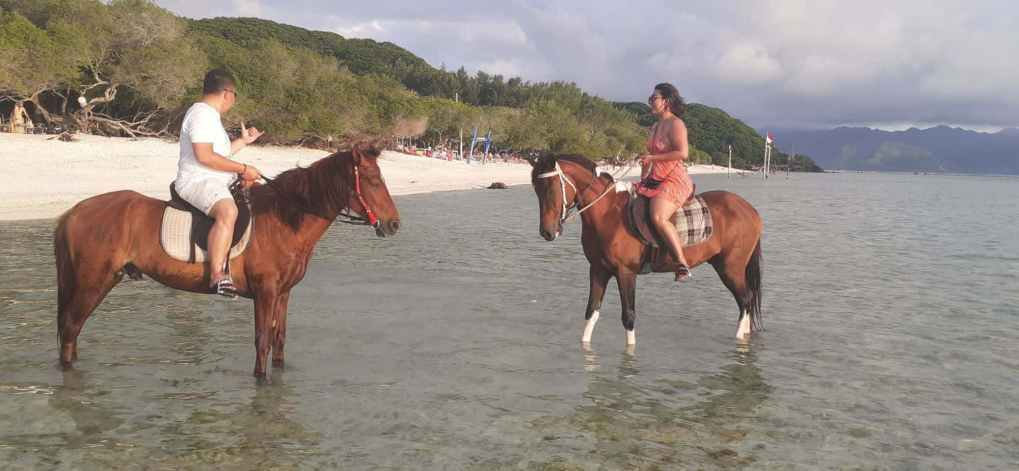 Horse Riding Gili Trawangan