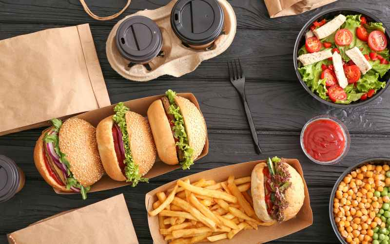 Food packaging trends 2021