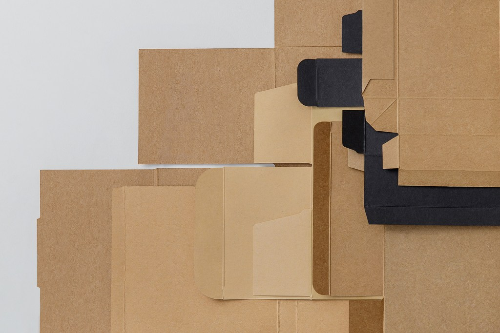 kraft sustainable paperboard material library