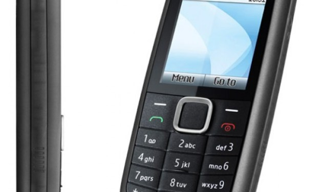 Nokia 1616 lcd and keypad light solution