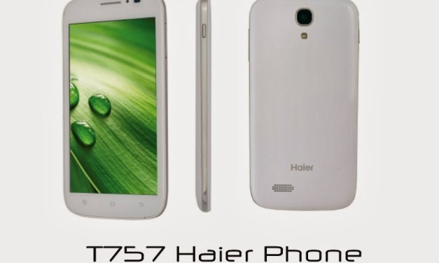 Haier T757 MTK6572 working flash file