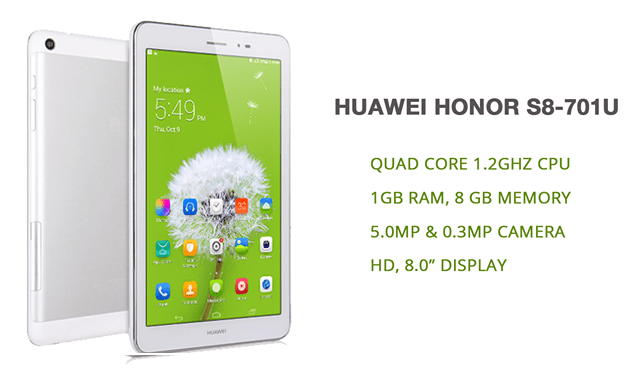 Huawei MediaPad T1 8.0 flash file direct link
