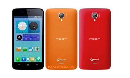QMobile i5 BIN Flash file free download