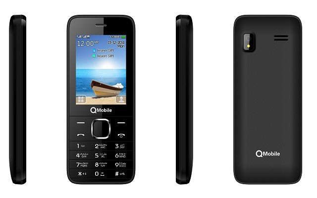 QMobile M125 tested flash file