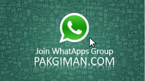 Join WAG Pakgiman.com