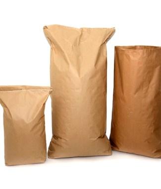 Крафт-мешки (бумажные), пакеты