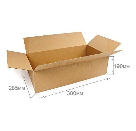 Коробка №16 380*285*190