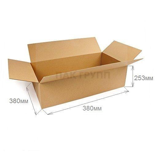 Коробка №23 380*380*253