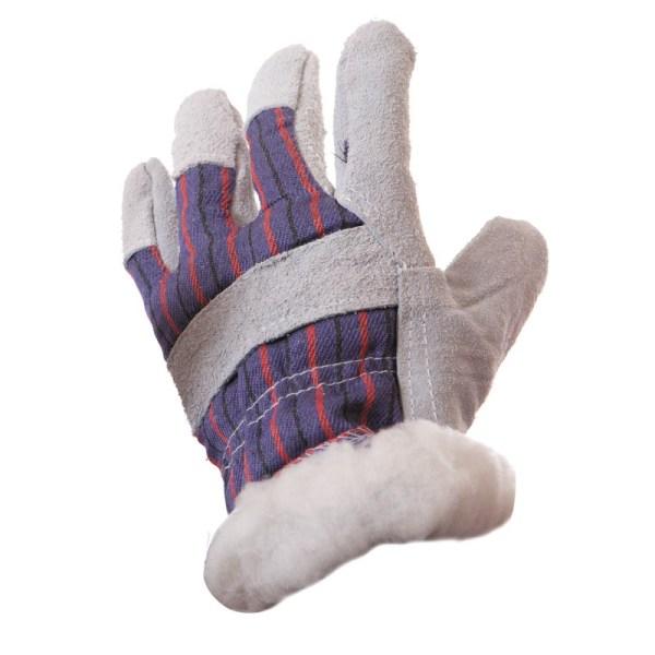 Перчатки Ангара утепленная
