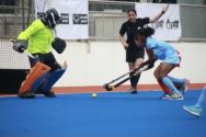 Binish Umpiring-India vs Chinese Taipei (AHF under 16 Cup in Thailand)