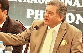President PHF's Press Conference in Islamabad