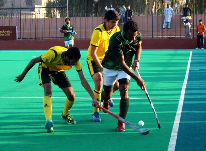 PIA, WAPDA record big wins in National Hockey