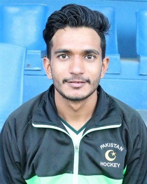 Umair Sattar_9261 Hockey Player Pakistan Hockey team