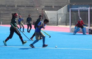Pakistan women hockey super league