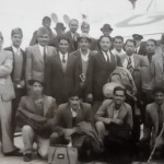 1948 London Olympics Games Team Pakistan Group photo