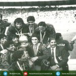 (1982) World cup won pakitani team