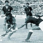India and Pakistan battle it out in the final. Pak lost by 2-1 World Cup 1975