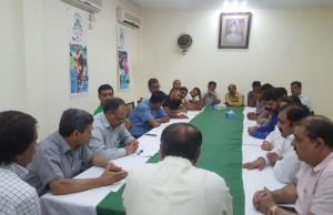 PHF Elections- Lahore District in progress