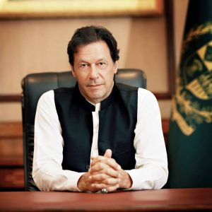 Mr. Imran Khan Prime Minister of Pakistan