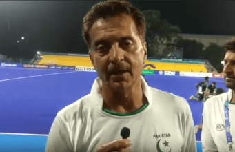 Hassan sardar Team manager and Head Coach
